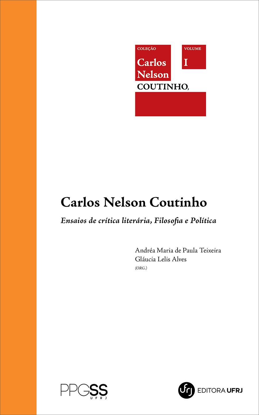 Coleção Carlos Nelson Coutinho vol. 1
