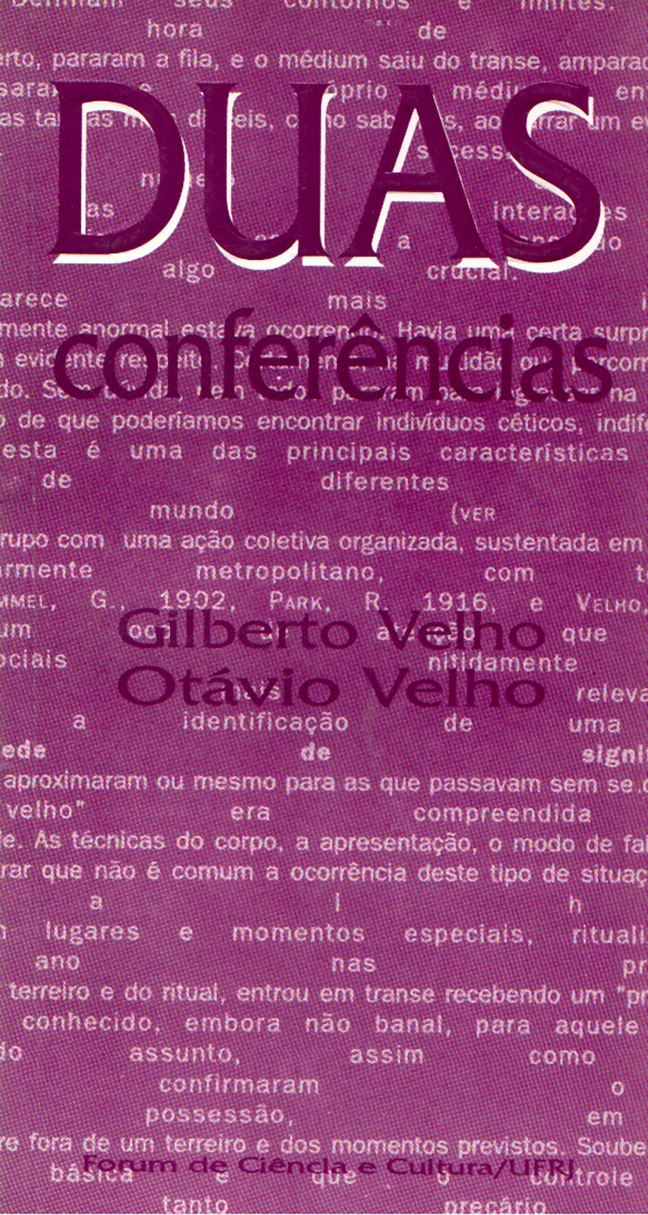 Duas conferências