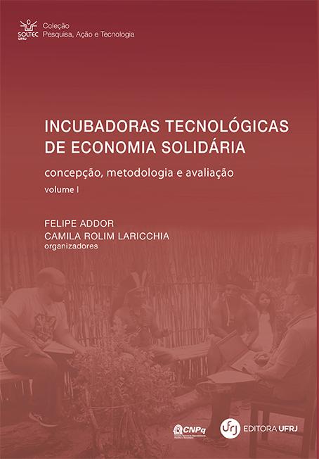 Incubadoras tecnológicas vol.1